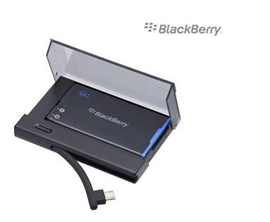 Q10 external battery charger