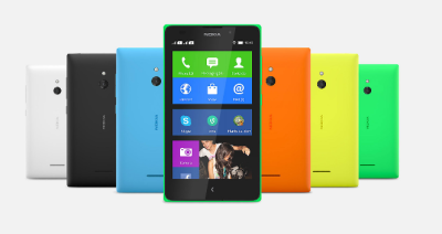 Nokia XL picture