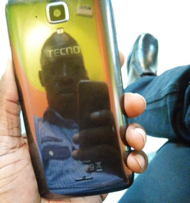 Tecno r7 Selfie feature