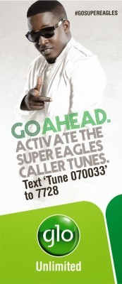 Glo Caller Tune by MI