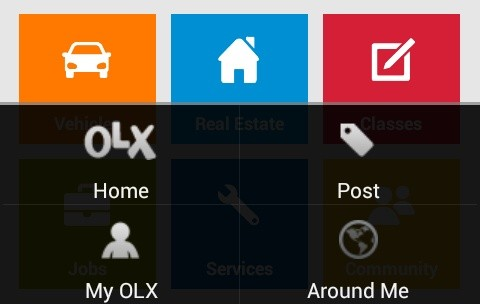 olx application for phones