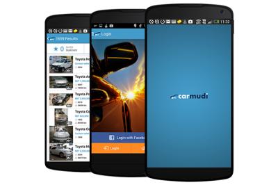 carmudi app