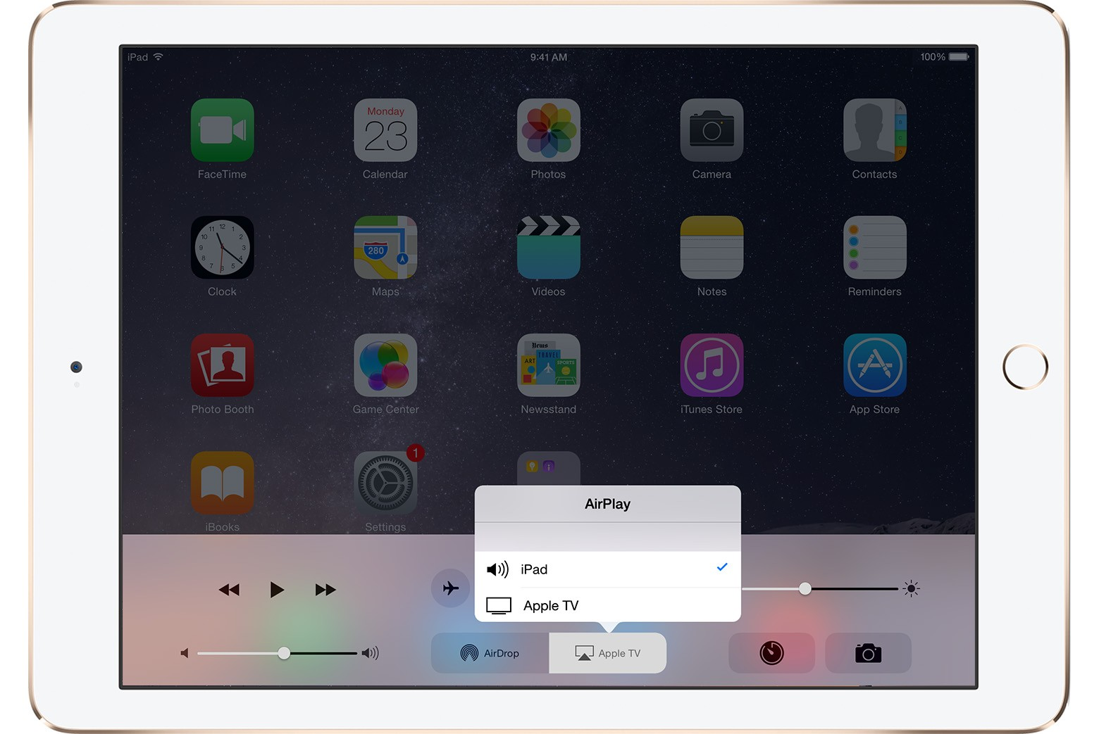 How to turn auto rotate on ipad air 2 15