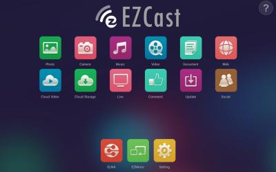 ezcast mobile app