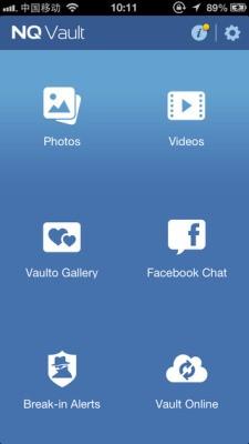 iphone vault app