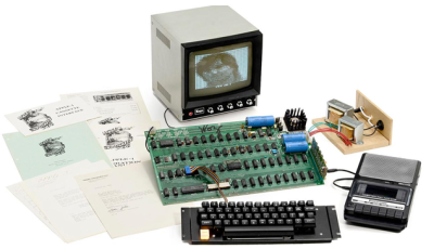 Apple 1 PC photo