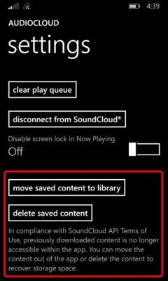audiocloud app