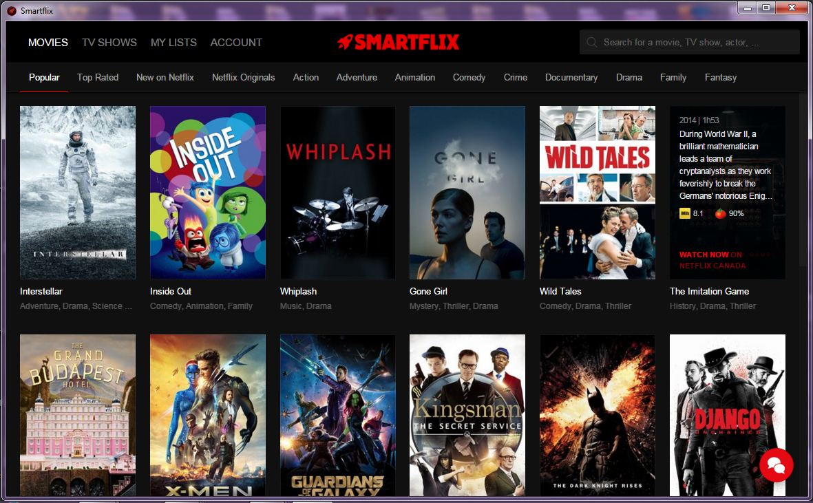 smartflix software for unblocking netflix