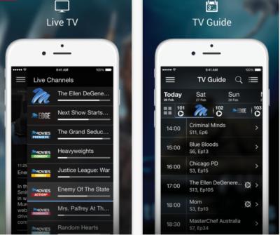 dstv now mobile app