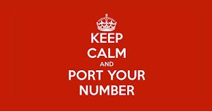 sim porting Nigeria