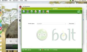 glo bolt huawei e303 dongle on mac book pro el capitan