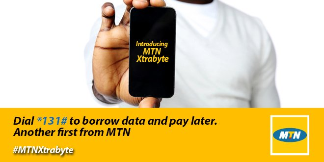 borrow data on mtn