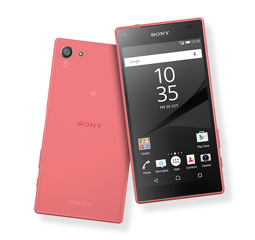 sony xperia z5 compact photos specs and price in nigeria. Black Bedroom Furniture Sets. Home Design Ideas