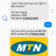 buy airtime in nigeria with kudi chat bot app for messenger