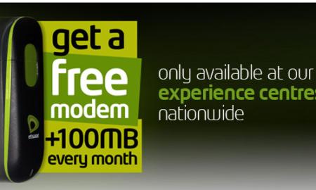 Etisalat free usb modem