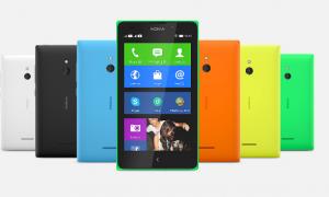 Nokia XL picture