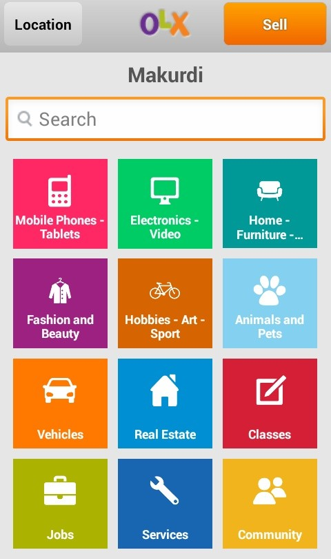 Olx Application Lets You Buy and Sell On Your Phone and