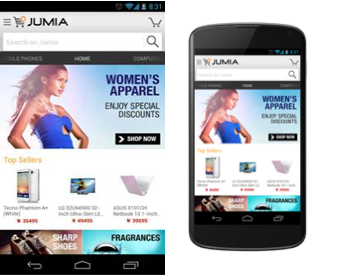 Jumia App for Android