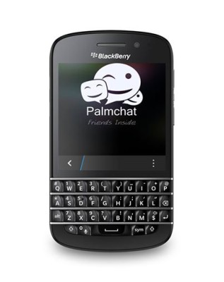 palmchat for blackberry q10