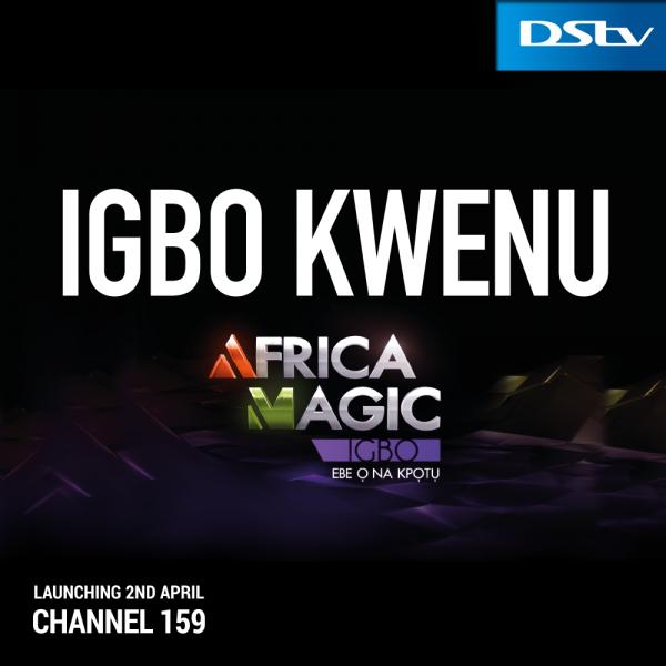 dstv africa magic igbo channel