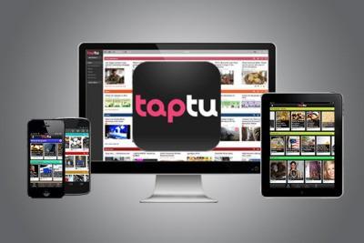 taptu mobile reader