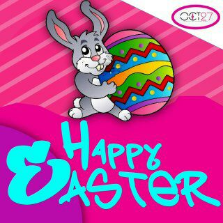 happy easter bbm dp