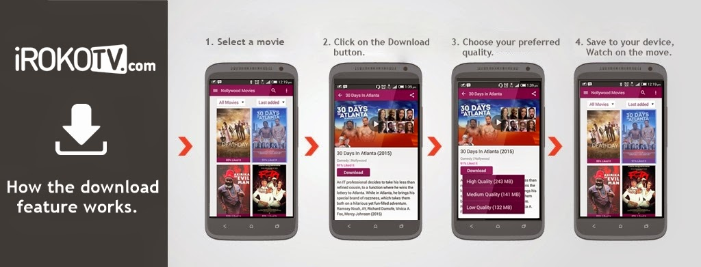 Where to download the best nigerian movies. – news of nigeria.