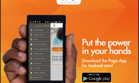 paga for android