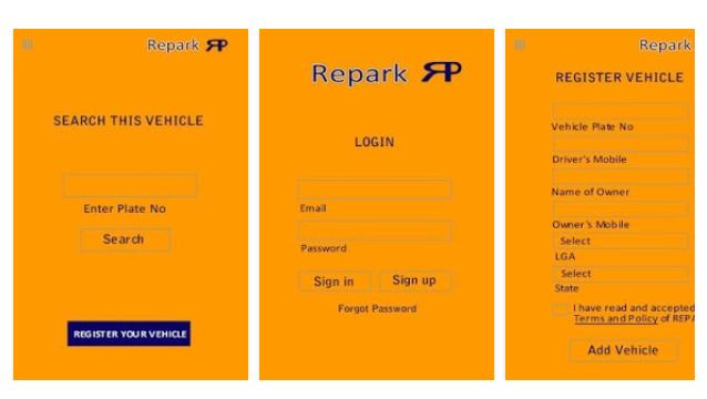 repark mobile app