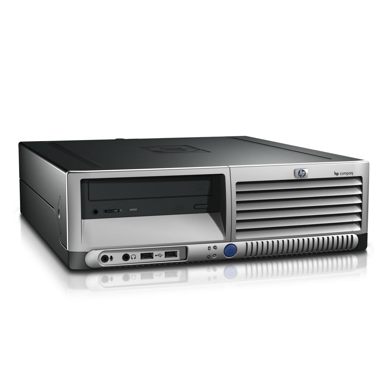 Hp compaq desktop computer
