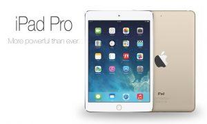 iPad Pro photo