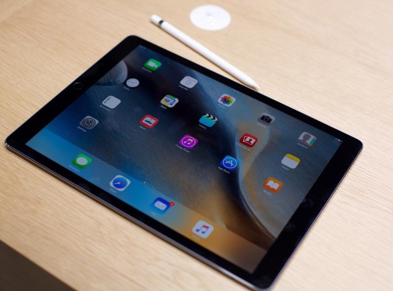 iPad pro and Apple Pencil photo