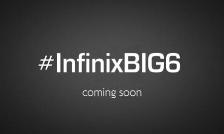 infinix big 6 android phone