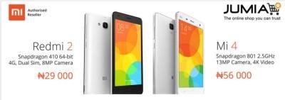 remi 2 xiaomi smart phone