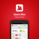 opera max data saving mobile app for Android