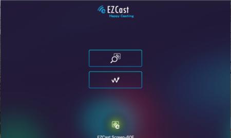 ezcast for mac mirroring