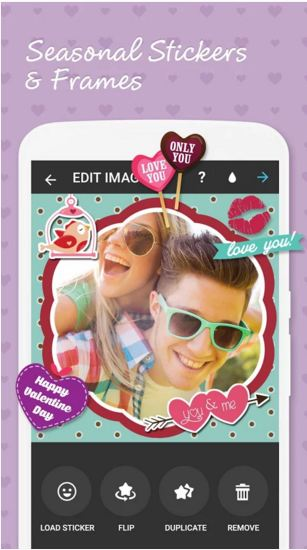 picmix frame stickers