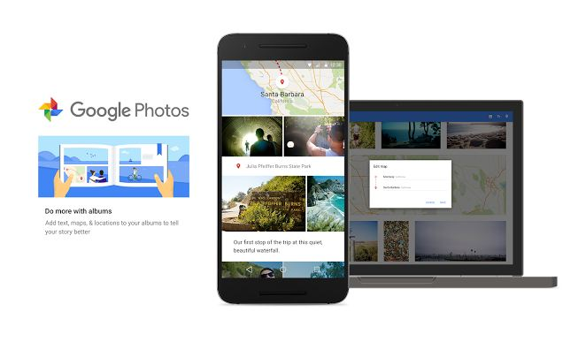 google photos app