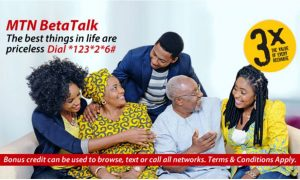 mtn beta talk tariff plan