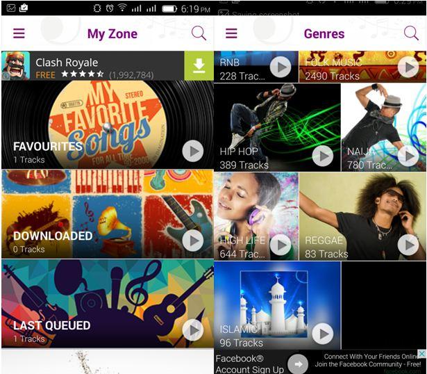 mooddit music app nigeria