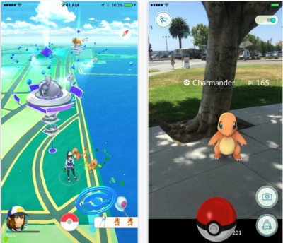 download pokemon go for iPhone