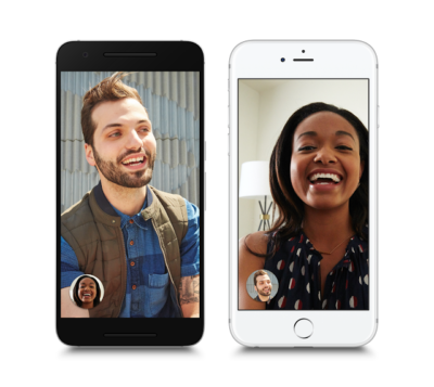 google duo video calling mobile app