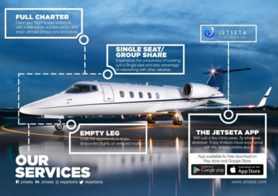 jetseta nigerian app for booking jets