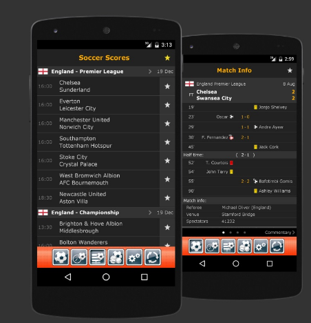 livescores-app-for-android