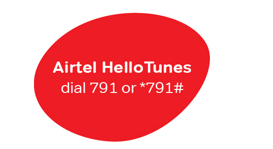 airtel callertunez shortcode and how to subscribe