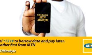 borrow data on mtn