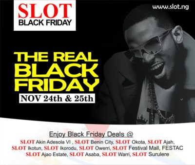 slot nigeria black friday deals