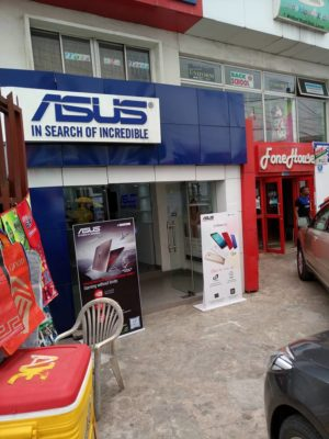 asus office in ikeja lagos nigeria