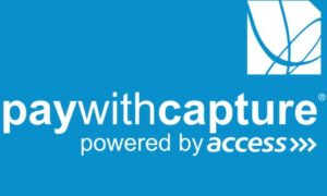 pay with capture mobile payment application