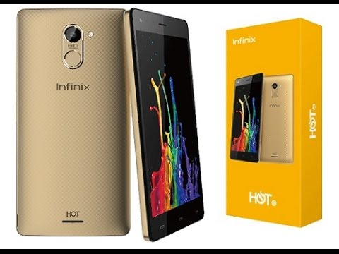 Infinix Hot 4 X557 -Image Source: Mobilitaria